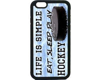 Ice Hockey Puck Rink Case Cover for iPhone 4 4s 5 5s  5C 6 6s 6 Plus 7 7 Plus iPod Touch 4 5 6 case Cover
