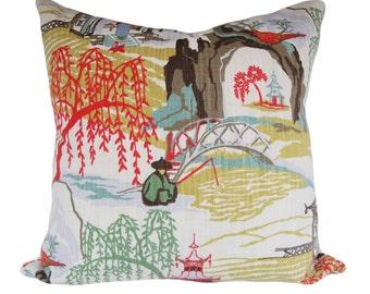 Robert Allen Pillow Etsy