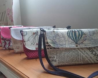 Hot Air Balloon Sling Bag, Travel Girl Sling Bag, Cat Sling Bag, Hello Kitty Sling Bag, Owl Sling Bag