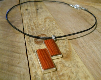 Heather - A Redheart necklace (limited edition)
