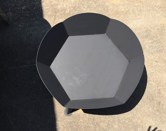 Metal Fire Pit  Free Shipping