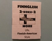 Finnglish 2 Micro Zine
