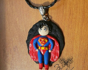 Necklace Chibi Doll Super Hero 4