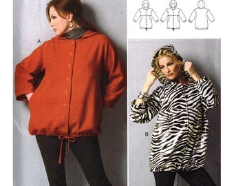 Butterick Sewing Pattern B5931 Misses'/Women's Jacket by Connie Crawford   Size:  Xsml-Sml-Med-Lrg-Xlrg  Uncut