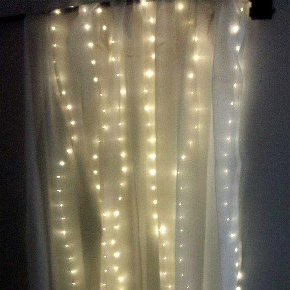 Dorm Safe String Lights : Dorm Room Special 108 or 216 Fairy Lights on six by OneStepTimers