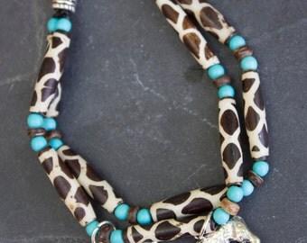 "Ethnic bracelet ""Niki"""