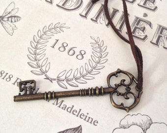 Antique Style Key