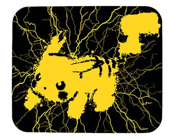 Pikachu Pokemon Mousepad