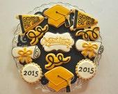 Custom Graduation Cookies...