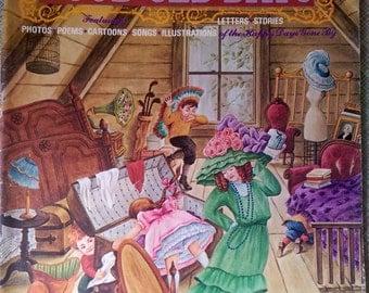 Vintage Good Old Days Magazine - 1972
