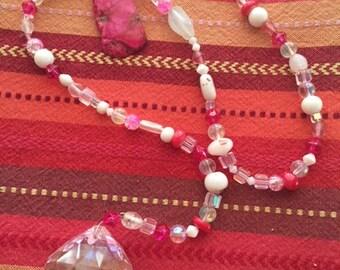 Pretty Pink Suncatcher
