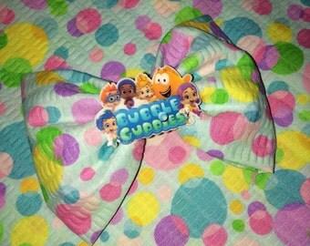 Bubble gubbies hair bow