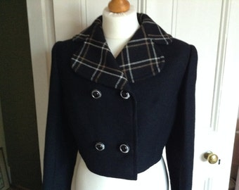 SALE! Vintage fitted jacket