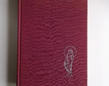 Gaius Petronius, Complete Works, Satyricon, Poems, 1st US Edition 1932, illustrated by Norman Lindsay, original Dust Jacket, Vintage Book