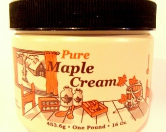 Pure Maple Cream, 1 lb.