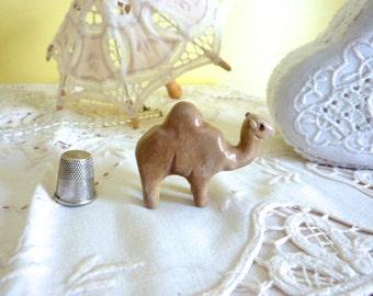 Camel Figurine Totem