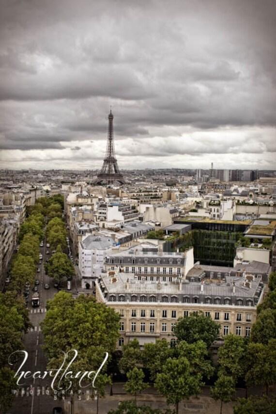 Large Print Paris, Eiffel Tower Photo, Paris Photography, Travel Photography, Big Wall Art, Large Paris Print, France Photo, Paris Streets