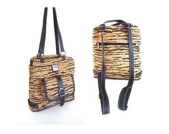 Cork HandBag and Backpack - FREE SHIPPING WORLDWIDE - Vegan Eco-Friendly Mothers Day Gift Idea