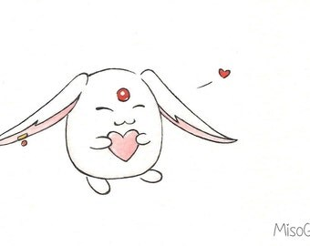 Love Mokona - Tsubasa Reservoir Chronicles - Original Drawing