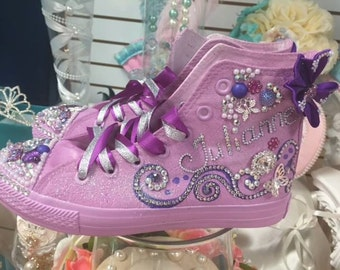 Quinceanera Shoes by Hollywood Hills Latina.