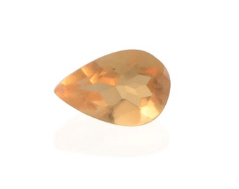Fire Opal Loose Gemstones Pear Cut 6x4mm TGW 0.18 cts.