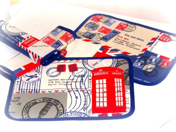 London placemat Set of 4 vinyl placemats 13x18 by SABDECO : il570xN775695790iogs from etsy.com size 570 x 428 jpeg 85kB