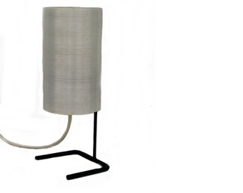 Minimalist table lamp 1950s