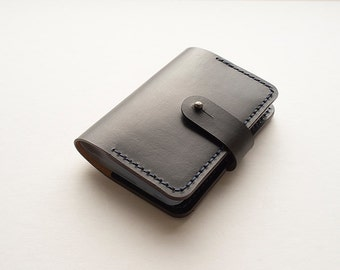 Leather Card Organizer (Card Holder)