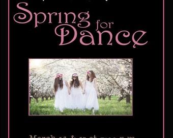 Nevada Union High School Presents: Spring for Dance 2015