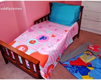 Peppa Pig Toddler Bedding