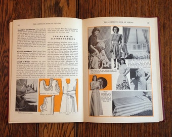 1943 Book of Sewing