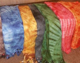 African sarongs!