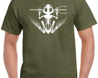Navy SEAL Frog Skeleton T-Shirt