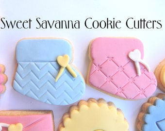 Baby Bootie Cookie Cutter - Baby Sock Cookie Cutter