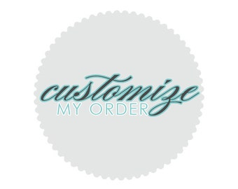 Custom Personalization  // Facebook Timeline Cover Template Add On