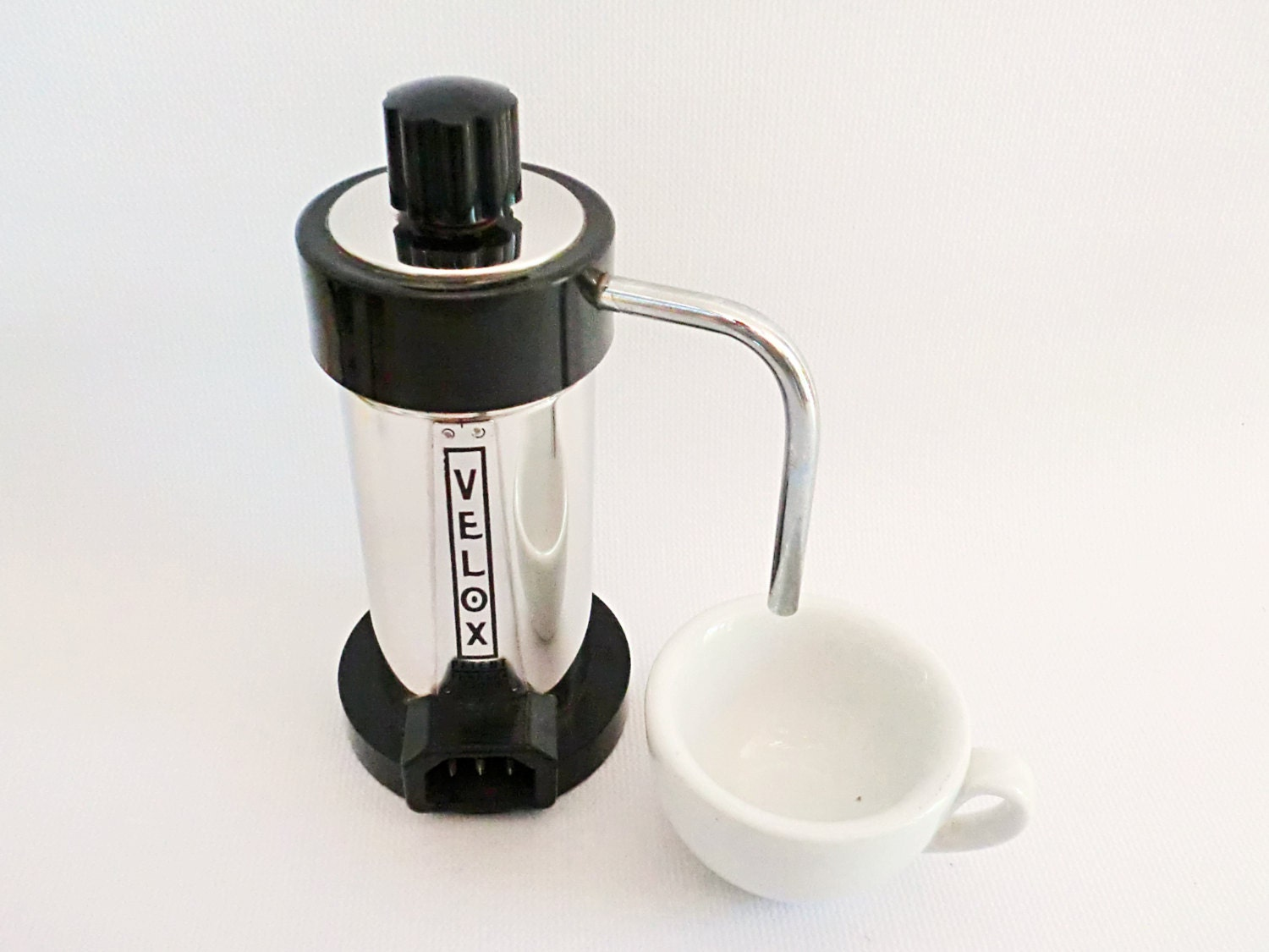 Electric Coffee Maker Invented : Vintage Electric coffee maker Velox made in