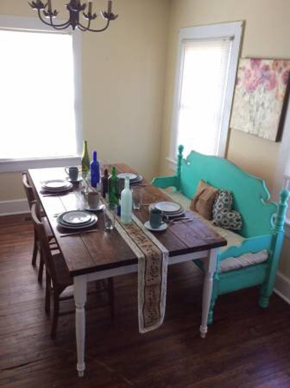 Items similar to custom built dining room tables for Dining room tables etsy
