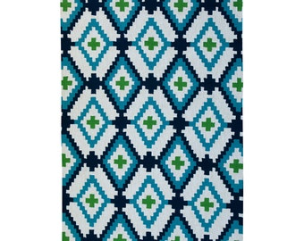 Diamond Outdoor Rug 150cm x 240cm