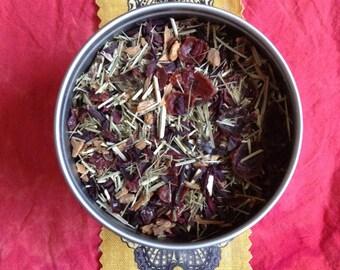 Hello Hibiscus loose leaf tea