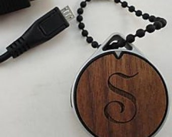 Key Tag/SecuriTag, Bluetooth Tracking Key Fob - Personalized/Monogrammed - Laser Engrave