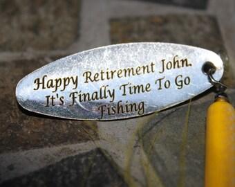 Fishing Retirement Gift for Doctor Retirement Gift Idea Dr.