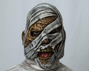 Cursed Mummy Mask