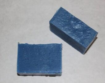 Violet Scented Handmade Soap