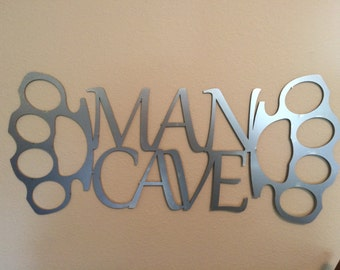 Man Cave Wall Art metal wall art / man cave / pin up / wall art /metalmaniabend