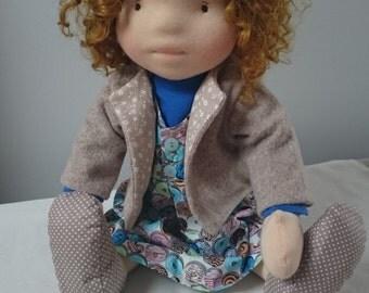 Maya 20inch Waldorf Doll