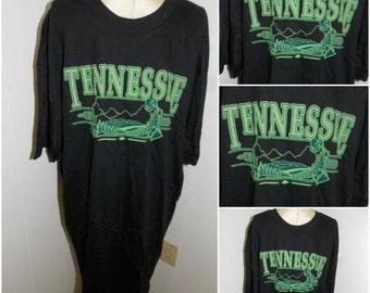 Tennessee Souvenir T Shirt Adult Size XL XLARGE
