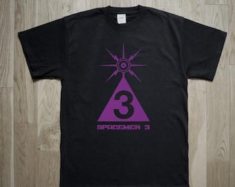 T-ShirtSPACEMEN 3. Psych, Shoegaze, Electronic, Space Rock