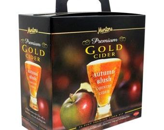 Muntons Premium Gold Autumn Blush makes 30 pints FREEPOST UK