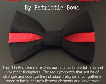 The Thin Red Line Bow