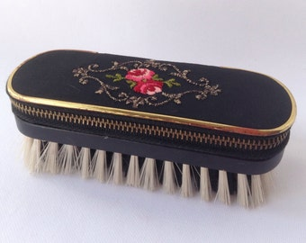 Concealed Manicure Case with Brush